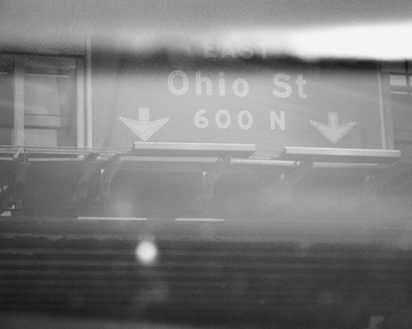 And made our way to East Ohio Street.