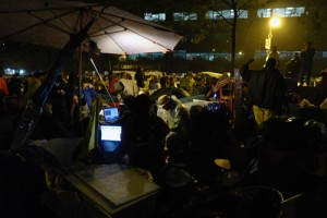 Occupy Wall Street: Cleaning and Emergency Eviction Rally